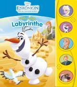 Cover-Bild zu Phoenix International Publications Germany GmbH (Hrsg.): Disney Die Eiskönigin - Olaf - Labyrinth-Soundbuch
