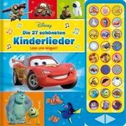 Cover-Bild zu Phoenix International Publications Germany GmbH (Hrsg.): Disney - Die schönsten Kinderlieder - lass uns singen!, 27 Kinder- und Gutenachtlieder zum Mitsingen - mit Notensatz