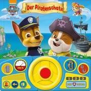 Cover-Bild zu Phoenix International Publications Germany GmbH (Hrsg.): PAW Patrol - Lenkradbuch mit beweglichem Lenkrad und Geräuschen