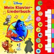 Cover-Bild zu Phoenix International Publications Germany GmbH (Hrsg.): Mein Klavier-Liederbuch - Disney Liederbuch mit Klaviertastatur - Vor- und Nachspielfunktion - 10 beliebte Kinderlieder