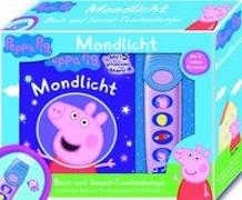 Cover-Bild zu Phoenix International Publications Germany GmbH (Hrsg.): Peppa Pig - Pop-Up-Buch mit Taschenlampe - Bilderbuch mit 5 lustigen Geräuschen
