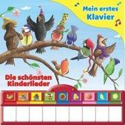 Cover-Bild zu Phoenix International Publications Germany GmbH (Hrsg.): Singst du mit? Die schönsten Kinderlieder - Mein erstes Klavier - Kinderbuch mit Klaviertastatur, 9 Kinderlieder, Vor- und Nachspielfunktion, Pappbilderbuch ab 3 Jahren
