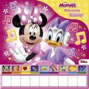 Cover-Bild zu Phoenix International Publications Germany GmbH (Hrsg.): Mein erstes Klavier, Disney Minnie