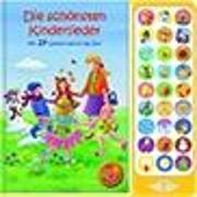 Cover-Bild zu Phoenix International Publications Germany GmbH (Hrsg.): 27-Button-Soundbuch, Die Schönsten Kinderlieder, Mit 27 Liedern durch das Jahr