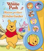 Cover-Bild zu Phoenix International Publications Germany GmbH (Hrsg.): Disney Winnie Puuh, Sing ein Lied