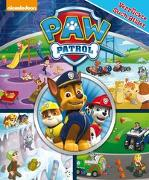 Cover-Bild zu Phoenix International Publications Germany GmbH (Hrsg.): PAW Patrol - Verrückte Such-Bilder, groß - Pappbilderbuch