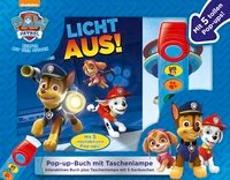 Cover-Bild zu Phoenix International Publications Germany GmbH (Hrsg.): Buch & Sound Spiel-Set, PAW Patrol, Licht aus!