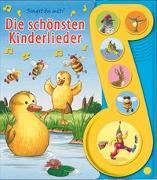 Cover-Bild zu Phoenix International Publications Germany GmbH (Hrsg.): 6-Button-Liederbuch, Die schönsten Kinderlieder