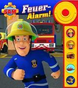 Cover-Bild zu Phoenix International Publications Germany GmbH (Hrsg.): Feuerwehrmann Sam - Feuer-Alarm! - Soundbuch - Pappbilderbuch mit Alarmknopf und 5 spannenden Geräuschen für Kinder ab 3 Jahren