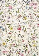 Cover-Bild zu Lady-Timer Wild Flowers 2022 von Korsch, Verlag (Hrsg.)