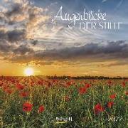 Cover-Bild zu Augenblicke der Stille 2022 von Korsch, Verlag (Hrsg.)