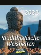 Cover-Bild zu Buddhistische Weisheiten 2022 von Korsch, Verlag (Hrsg.)