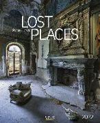 Cover-Bild zu Lost Places 2022 von Korsch, Verlag (Hrsg.)