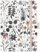 "Cover-Bild zu Premium Timer Midi ""Botanical Study"" 2022 von Korsch, Verlag (Hrsg.)"