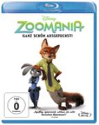 Cover-Bild zu Zoomania - Zootopia