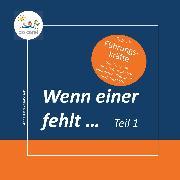 Cover-Bild zu Wenn einer fehlt ... Tipps für Führungskräfte (eBook) von Matyssek, Anne Katrin