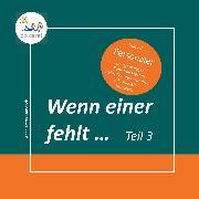 Cover-Bild zu Wenn einer fehlt ... Tipps für Personaler (eBook) von Matyssek, Anne Katrin