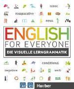 Cover-Bild zu English for Everyone - Die visuelle Lerngrammatik von Dorling Kindersley (Hrsg.)