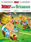 Cover-Bild zu Asterix apud Britannos von Goscinny, René