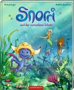 Cover-Bild zu Snorri und der versunkene Schatz von Engler, Michael