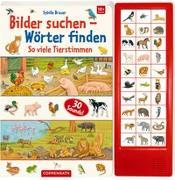 Cover-Bild zu So viele Tierstimmen von Brauer, Sybille (Illustr.)