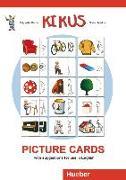 Cover-Bild zu KIKUS Picture Cards Englisch von Garlin, Edgardis