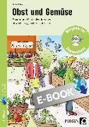 Cover-Bild zu Obst und Gemüse (eBook) von Weber, Nicole