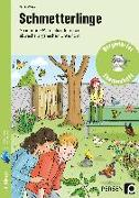 Cover-Bild zu Schmetterlinge von Weber, Nicole