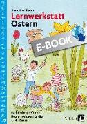 Cover-Bild zu Lernwerkstatt Ostern (eBook) von Kirschbaum, Klara