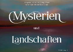 Cover-Bild zu Mysterien und Landschaften (eBook) von Lehmann, Hanspeter