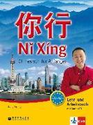 Cover-Bild zu Ni Xing - Lehr- und Arbeitsbuch mit mp3-CD von Liping, Jiang