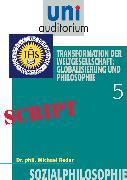 Cover-Bild zu Reder, Michael: Sozialphilosophie, Teil 5 (eBook)