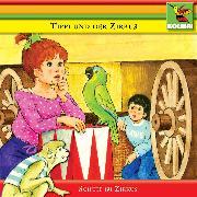 Cover-Bild zu Kurtz-Möller, Katharina: Tippi und der Zirkus - Schule im Zirkus (Audio Download)