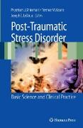 Cover-Bild zu Post-Traumatic Stress Disorder von Shiromani, Peter (Hrsg.)