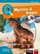 Cover-Bild zu Leselauscher Wisssen: Mythen & Sagen (inkl. CD und Bastelbogen) von Mann, Simone
