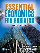 Cover-Bild zu Essential Economics for Business von Sloman, John