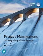 Cover-Bild zu Project Management: Achieving Competitive Advantage, Global Edition von Pinto, Jeffrey K