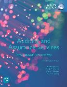 Cover-Bild zu Auditing and Assurance Services, Global Edition von Elder, Randal J.