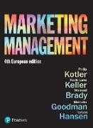 Cover-Bild zu Marketing Management PDF eBook (eBook) von Kotler, Phil T.