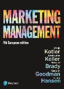 Cover-Bild zu Marketing Management von Kotler, Phil T.