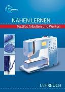 Cover-Bild zu Nähen lernen Lehrbuch von Morschhäuser, Gabriele
