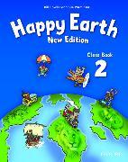 Cover-Bild zu Happy Earth: 2 New Edition: Class Book von Bowler, Bill
