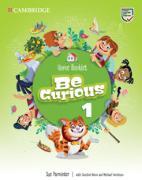 Cover-Bild zu Be Curious Level 1 Home Booklet von Parminter, Sue