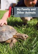 Cover-Bild zu Dominoes: Three: My Family and Other Animals von Durrell, Gerald