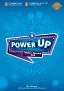 Cover-Bild zu Power Up Level 4 Teacher's Resource Book with Online Audio von Parminter, Sue