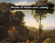 Cover-Bild zu Works of Hebbel and Ludwig (eBook) von Hebbel, Friedrich