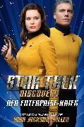 Cover-Bild zu Star Trek - Discovery (eBook) von Miller, John Jackson