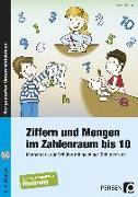Cover-Bild zu Ziffern und Mengen im Zahlenraum bis 10 von Fürstner, Diana