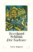 Cover-Bild zu Schlink, Bernhard: Der Vorleser (eBook)