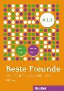 Cover-Bild zu Beste Freunde A1/1. Glossar Deutsch-Englisch - German-English von Tiller, Katrin (Übers.)